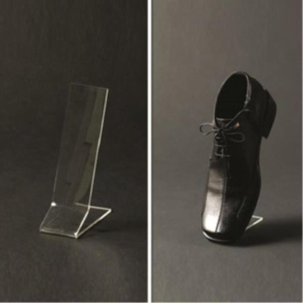 아크릴 거치대 디피용 구두 신발 진열대 보관함 투명