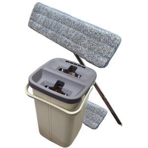 편리한 걸레짜기 바닥 밀대 청소기 세트 막대걸레 방
