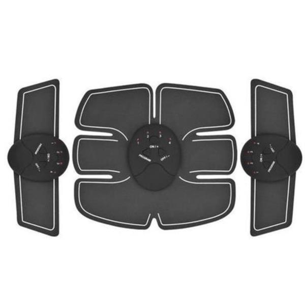 뱃살자극 보조기구 식스팩 마사지 패드 헬스용품 근육