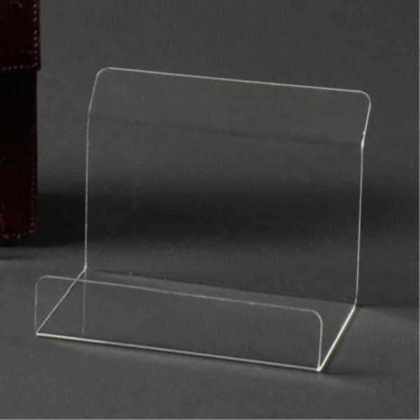 잡화매장 여성가방 지갑 진열대 중형 투명진열대 수납