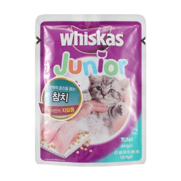 고양이파우치 참치 자묘용 영양식 고양이간식참치