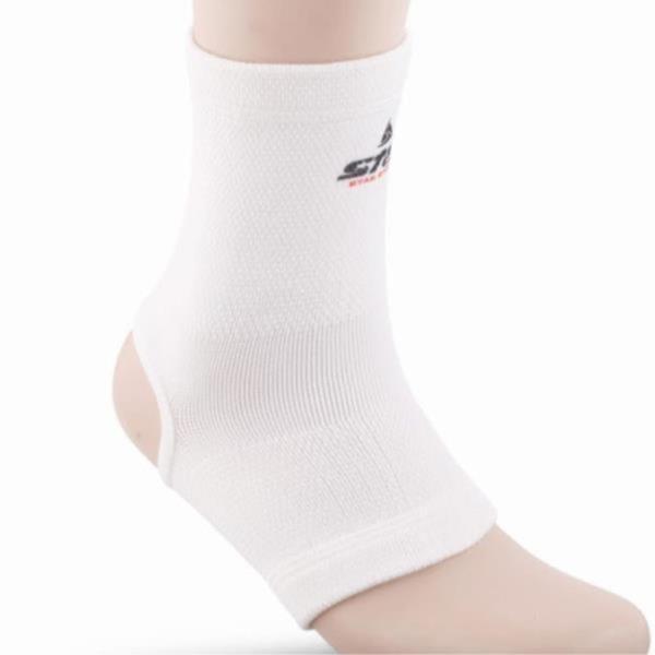 프리사이즈 기본형 발목보호대 줄넘기 조깅 패드 건강