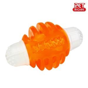 펫인케어 도그 티피알 나일론꽥꽥이 오렌지(234501)