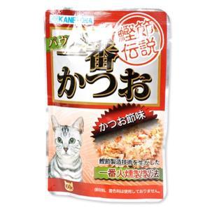 펫모닝 카네토라 가다랑어맛 파우치 60g(PI-A)