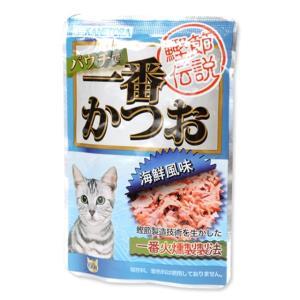 펫모닝 카네토라 해물맛 파우치 60g(PI-B)