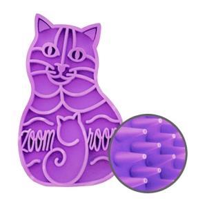KONG 실리콘 고양이 브러쉬