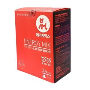 에너지믹스 락토페린 치즈향 40g(2g 20p)