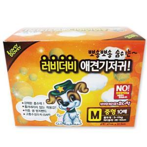 러비더비 애견 기저귀 10매(M)