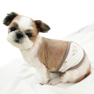 순맨감촉 펫츠코 피부트러블에 좋은 유기농 오가닉 수컷 매너벨트 애견배변용품 강아지매너벨트