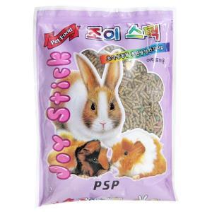 소동물사료 PSP 조이스틱 어린토끼용 670g