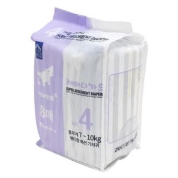 더프랜드 레이디가드4 암컷용 M(8매-7kg~10kg)
