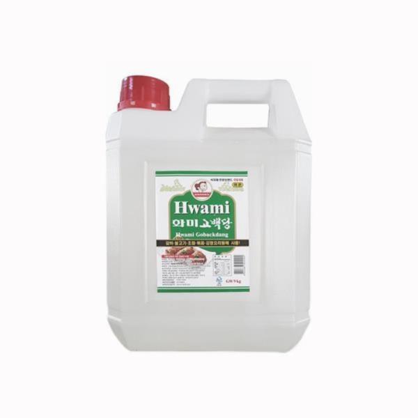 화미 고백당 9kg 이온물엿