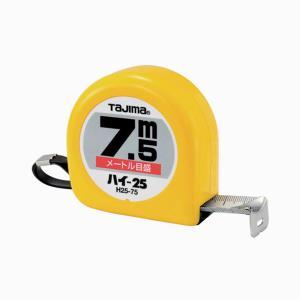 타지마 줄자 수동형 H25 7.5M 25mm