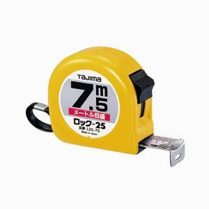 타지마 줄자 자동형 L25 7.5M 25mm