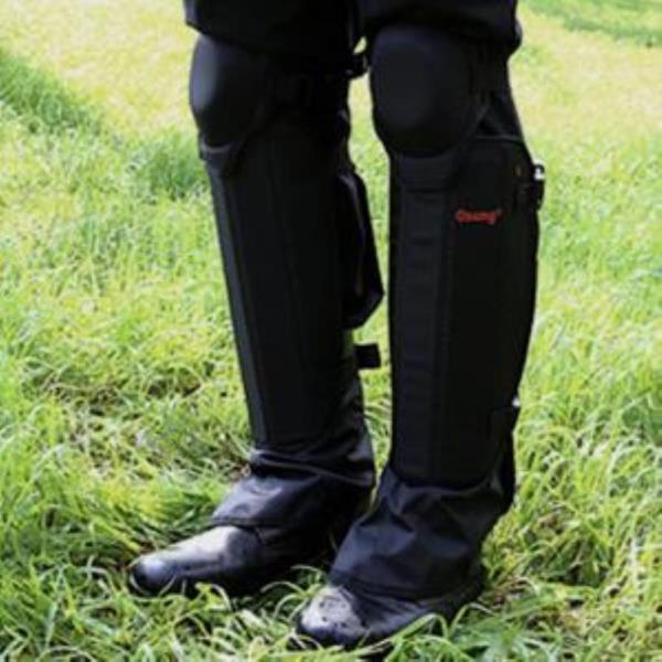 오성 예초기 작업용 무릎 보호대 OSC 960S