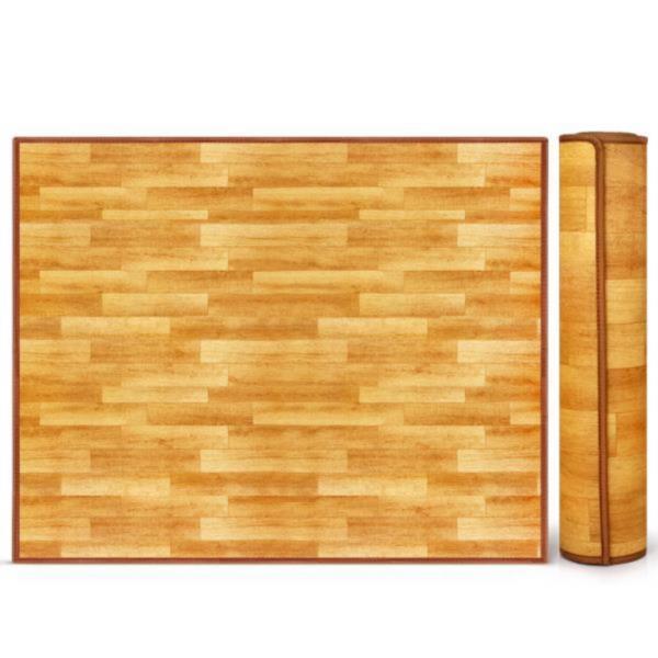 아울렛 사계절 보온매트 고급우드 150x200cm