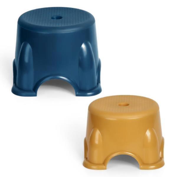 심플 디자인 플라스틱 목욕탕의자 3color (소,중)☆