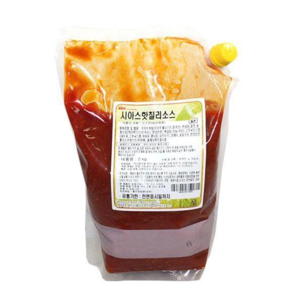 시아스 핫칠리소스2kg