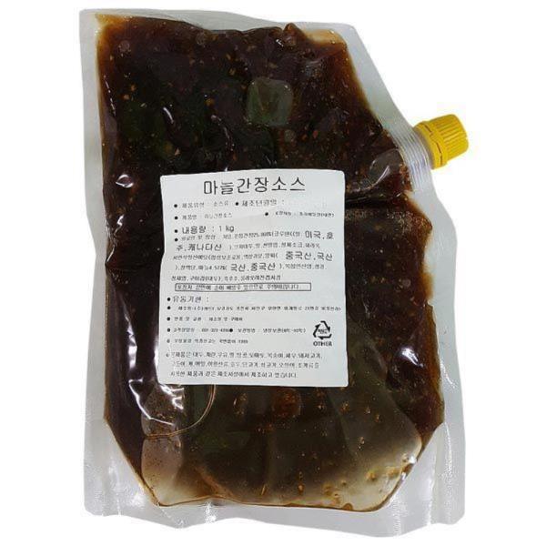 DS132/캐드 마늘간장소스 1kg