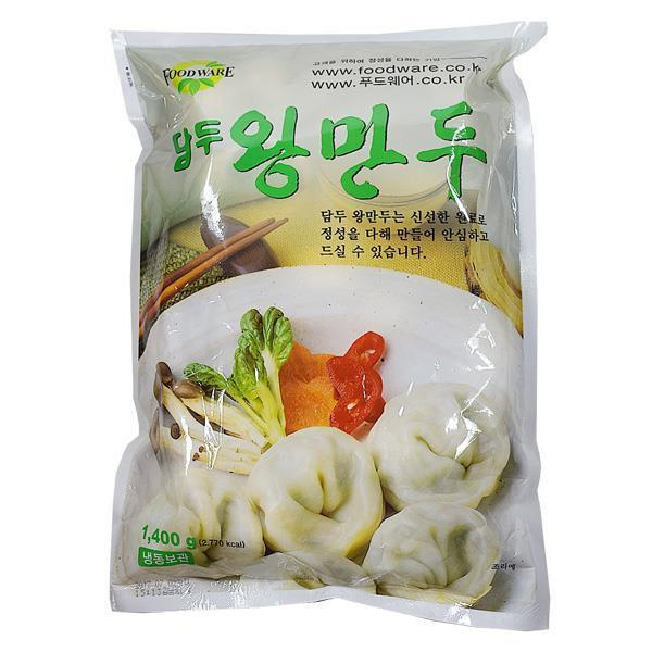 담두 왕만두 1.4kg2개