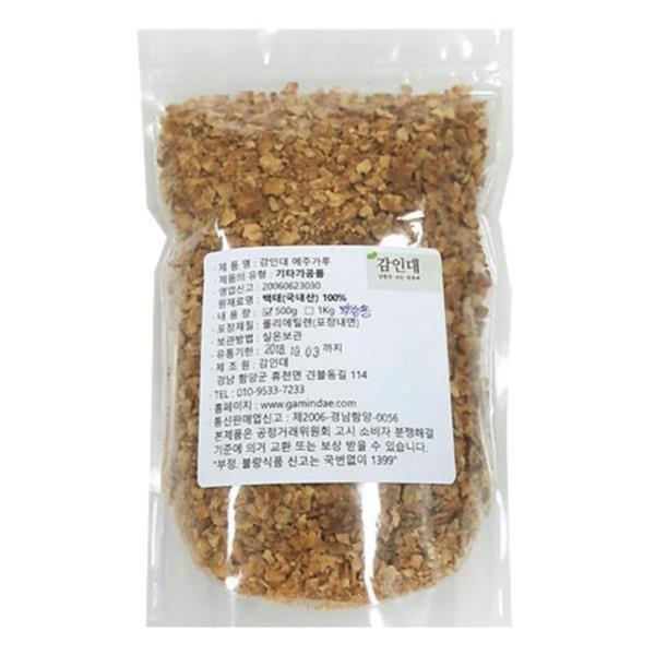두레생협 막장가루(500g/국산)