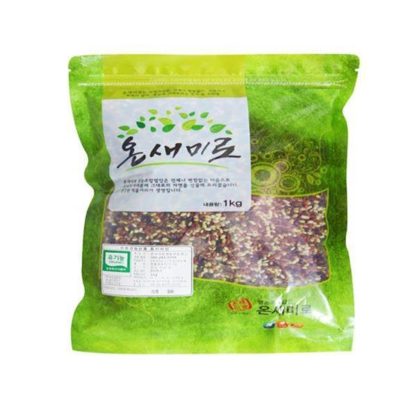 두레생협 삼색미(1kg/유기)