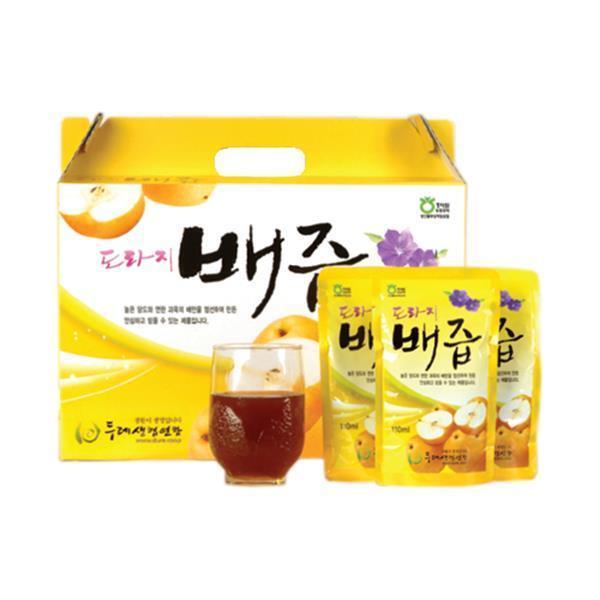 두레생협 도라지배즙(30개)박스