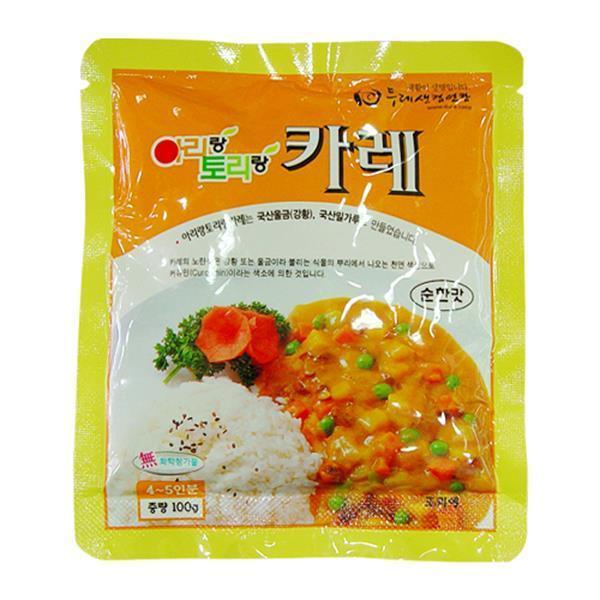 두레생협 토리카레(순한맛)2개