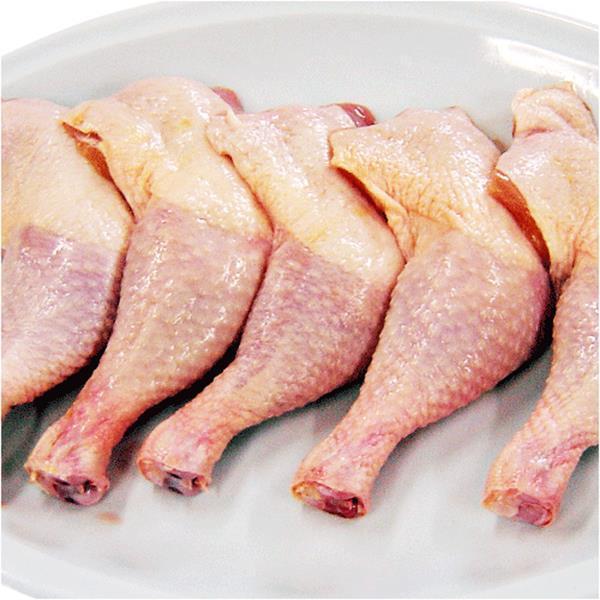 두레생협 닭다리(2kg/무항/국산)