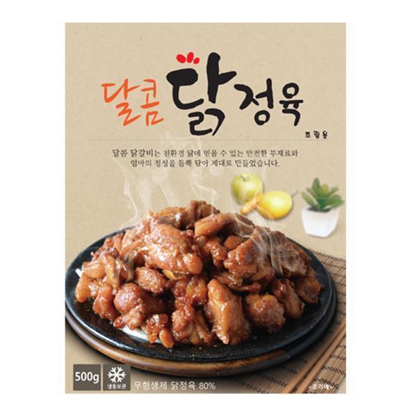 두레생협 달콤닭정육(500g)