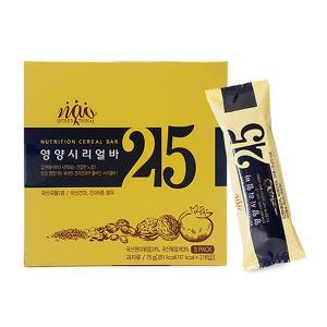 두레생협 영양시리얼바(26g 3개)