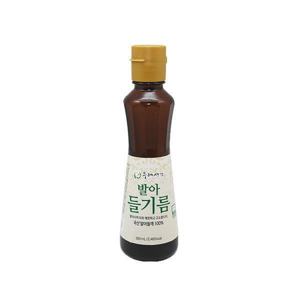 두레생협 발아들기름(300ml)