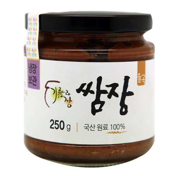 두레생협 기름과장 쌈장(250g)