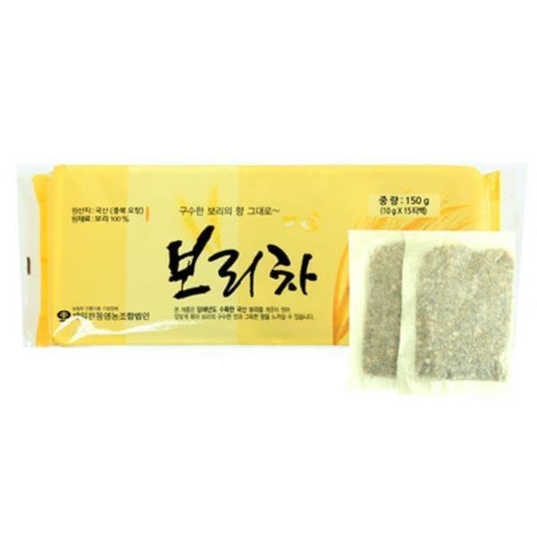 두레생협 보리차(티백)2개