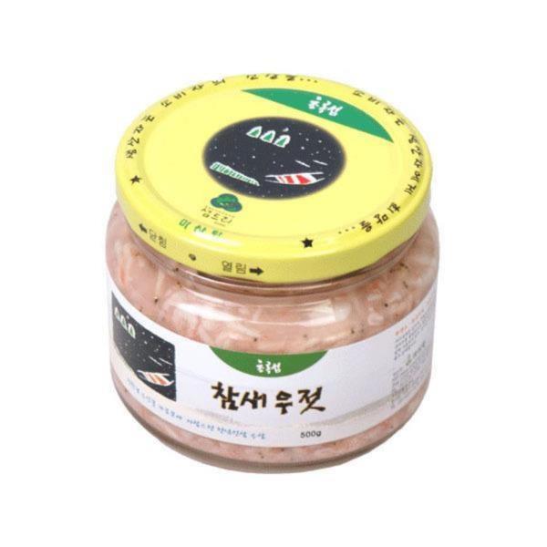 두레생협 참새우젓(500g,국산)