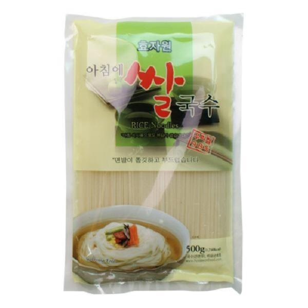 두레생협 효자원아침에쌀국수 2개