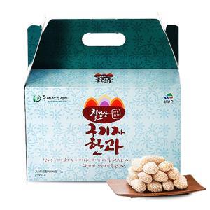 두레생협선물세트 칠갑산구기자한과(대)1kg