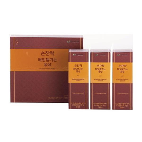 두레생협선물세트 매일챙기는 홍삼(10mlx30팩)