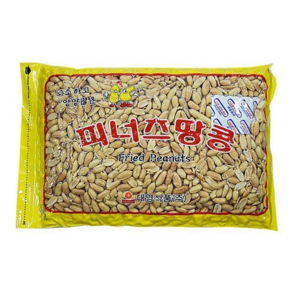 대영 피너츠땅콩(튀김땅콩) 1kgx2개