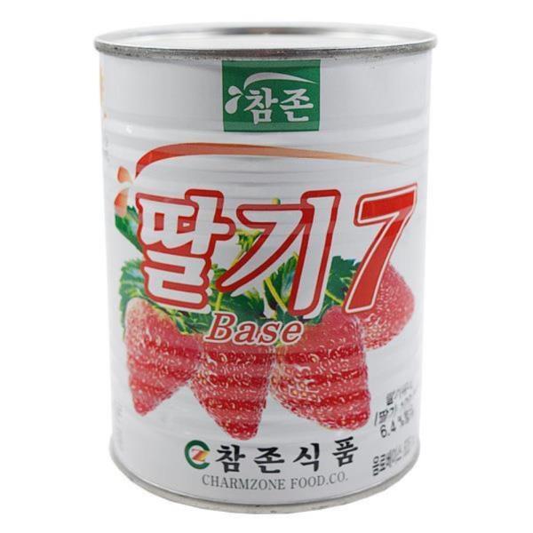 참존 딸기7 베이스 835mlx2개