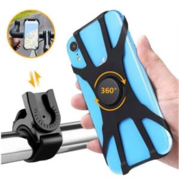 360도 자전거휴대폰거치대 핸드폰 오토바이 스마트폰
