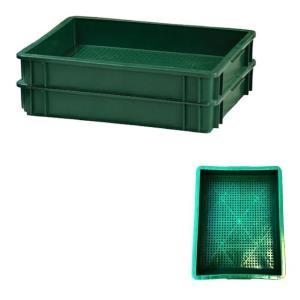 플라스틱 두부 상자 어묵 묵 운반 박스 재생 5개