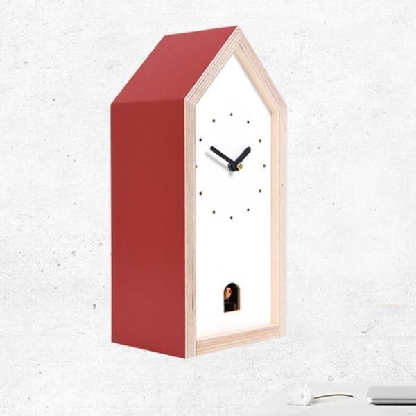 좁은공간인테리어 시계 거실 벽시계 인테리어 뻐꾸기 벽걸이 집들이 선물