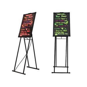 led 배너 형광 칠판 카페 입간판 광고판 네온 보드
