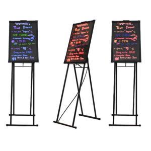 카페 led 배너 형광 칠판 입간판 광고판 네온 보드