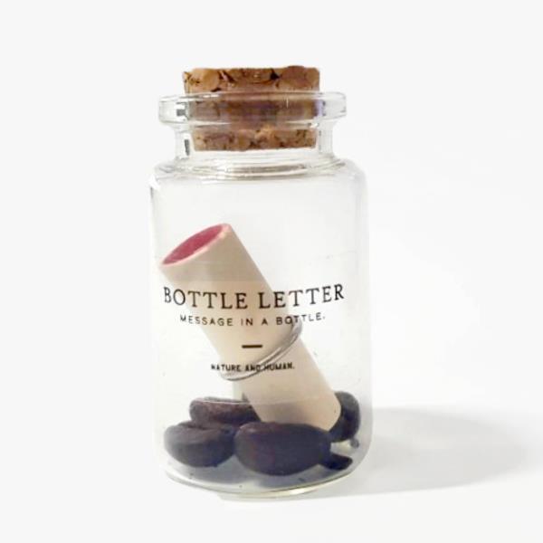 커피병 편지