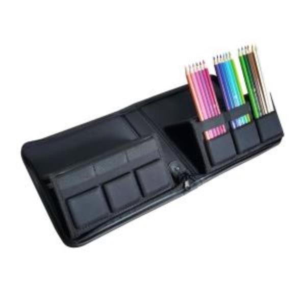 산돌 고급 펜슬케이스 36색 색연필 케이스