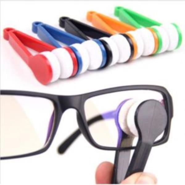 신개념 집게타입 스마트 안경닦이/렌즈/안경/선글라스