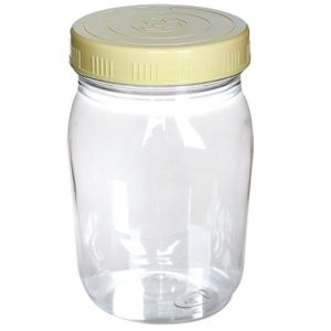 플라스틱 꿀병 2.4KG