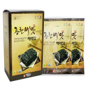 광천별맛 재래전장김 1BOX(20gx10봉지)